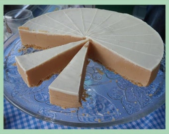Lemon Cheesecake Fudge - Delicious Handmade Old-Fashioned Fudge