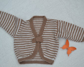 Girls bolero cardigan