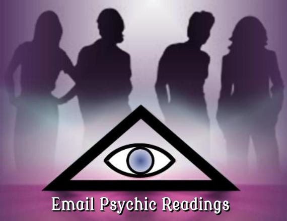 Love & Relationships - 1 Question Email Psychic Reading