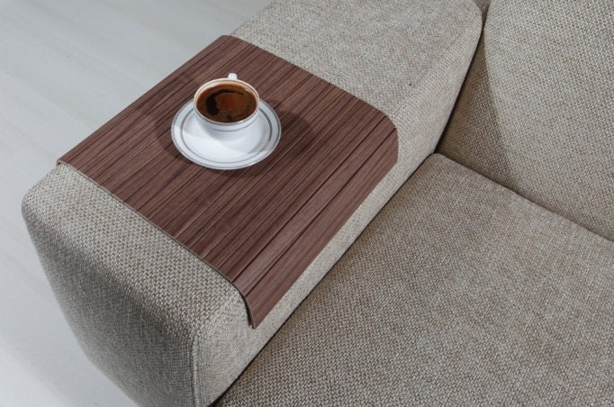 Sofa Tray Table Florida Walnut Sofa Arm Tray Armrest