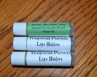 Tropical Punch Lip Balm
