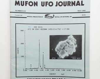 MUFON UFO Journal # 253