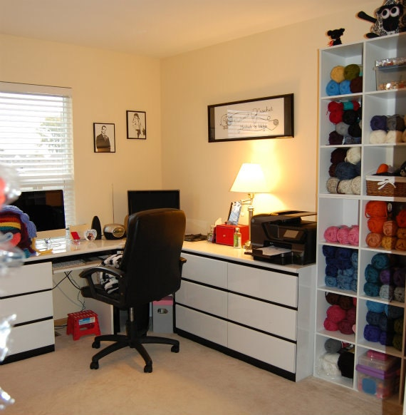 Amazing Home Office: Quit Your Day Job: Midwest Crochet