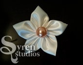 Classic Mermaid Pearl Hair Clip