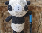 Amigurumi Panda Plushie