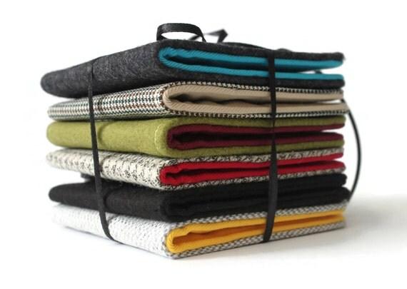 6 Pack Mens Billfold Wallet Bundle / Groomsmen Wedding Favor / Super Thin Wallets / Gift Idea / Customizable