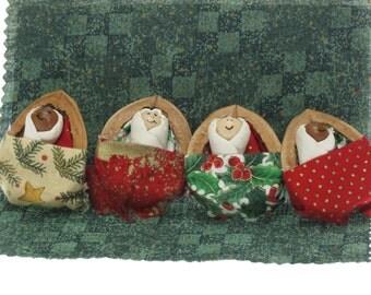 Christmas Walnut Babies!