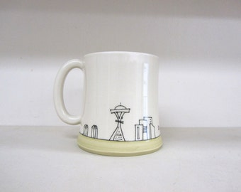 Downtown Seattle Mug