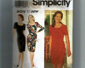 Simplicity Misses' Dress Pattern 8417