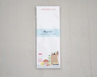 SALE Grocery List Pad