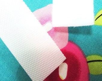 1 yard of Ultra Thin Velcro for making Barbie, Blythe, Licca, Dal and dolls clothes
