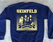 PREORDER New York Crew : Seinfeld / Judge Hardcore Crewneck