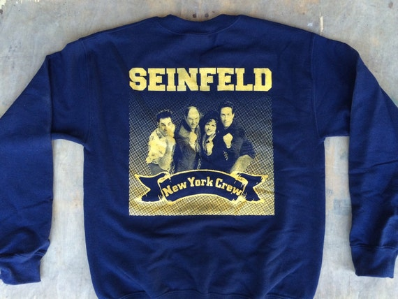Seinfeld New York Crew