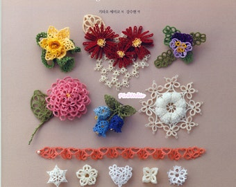 TATTING LACE - Craft Book