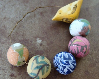 Blooms and Birds Bead Sets - Color Burst