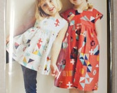 Geranium Dress - Sewing Pattern - Made By Rae