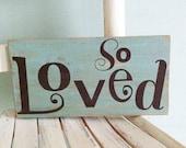 John 3:16 Scripture Sign.  Bible Verse Sign. Scripture Art. For God so Loved the World.  Rustic wood sign.