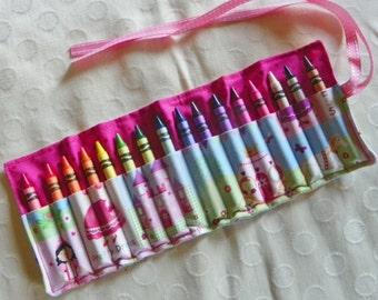 Patchwork Princess Crayon Kozy