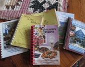 Nice Lot Local Cookbooks  VA, Indiana, Tenn. FREE SHIPPING