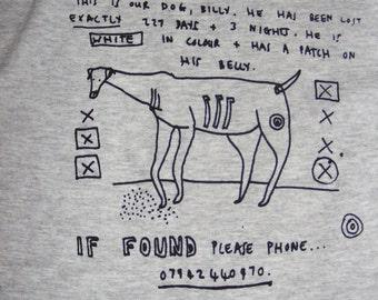 Lost (dog) T-shirt