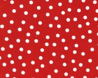 Ann Kelle's Remix Dots in Red, Yard