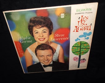 1964 Eydie Gorme and Steve Lawrence Record Album