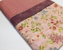 Pillowcase Kit Pattern DIY Pillow Case Flowers Grandmother Mother Gift Giving Sew Springtime Summer Strawberries Berries Fun Nap Sleepy Time
