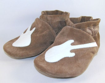Leather Baby Shoes Soft Sole 18 to 24 Month