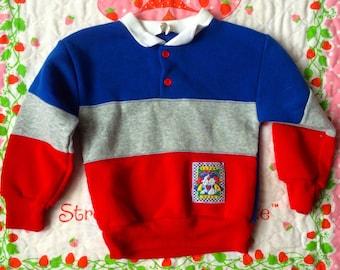80s Sweatshirt 18-24 Months