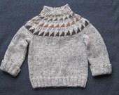 Children's Tweed Wool...