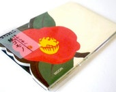 Small blank card – Camellia