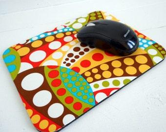 mousepad / mouse mat / mouse pad modern dots
