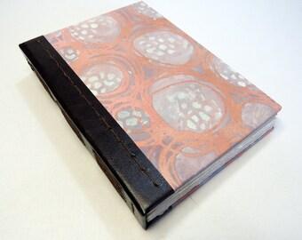 Journal, Art Journal, Blank Book, Guest Book, Visual Journal, Travel Journal