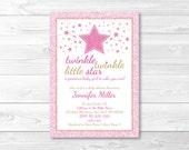 Pink Twinkle Star Baby Sh...