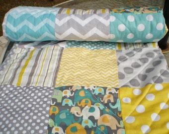 Luau Baby Girl Bedding Sets