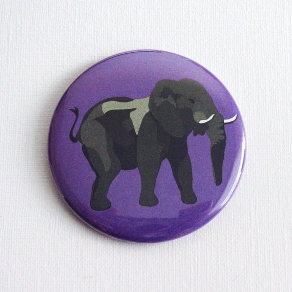 items similar to elephant bottle opener keychain or magnet on etsy. Black Bedroom Furniture Sets. Home Design Ideas