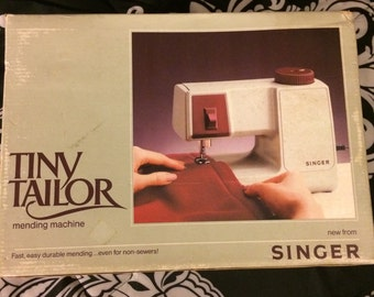 how to thread a singer tiny tailor sewing machine