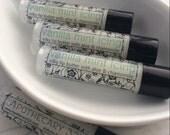 Vanilla Mint Icing Natural Lip Balm