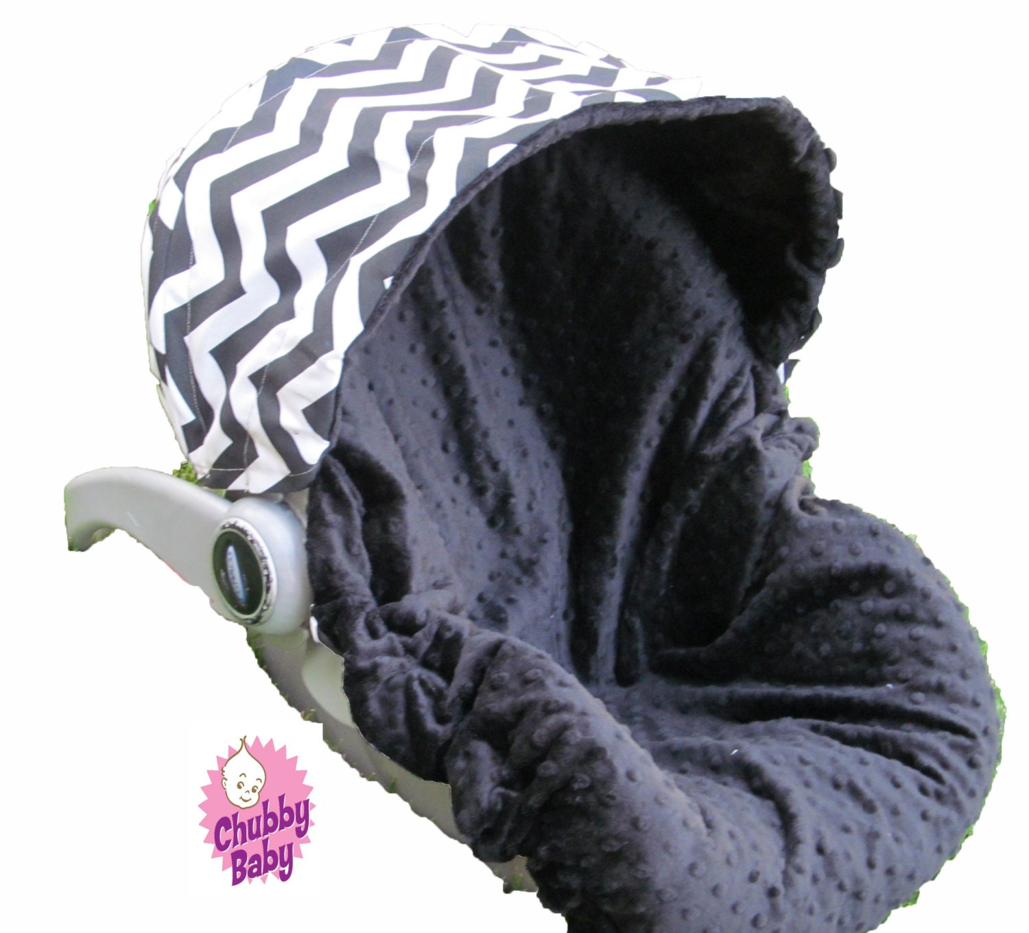 Infant Car Seat Cover Baby Car Seat Cover In Black By