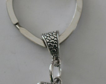 Sterling SPECIAL MOM Key Ring, Key Chain - Mother's Day