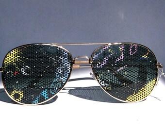 trippy sunglasses – Etsy