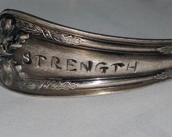 strength fork bracelet