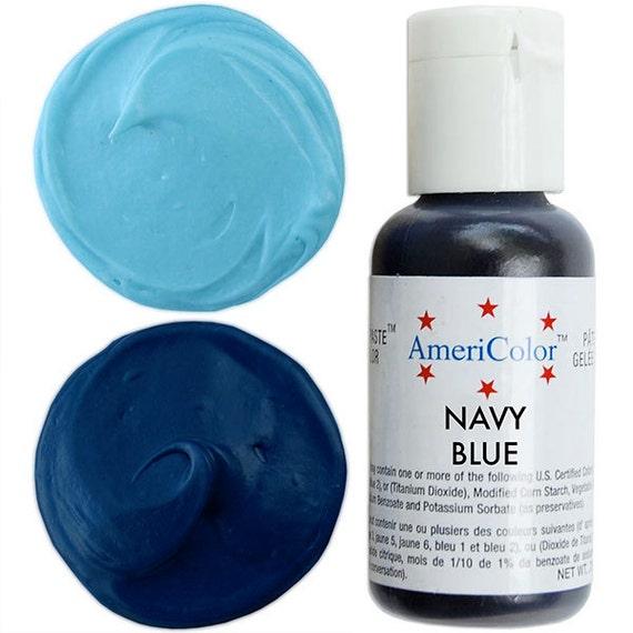 blue paste food coloring - 28 images - wilton royal blue food ...