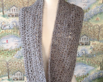 Jumbo Crochet Cowl Pattern - Trinity Scarf Crochet Pattern DIY Scarf