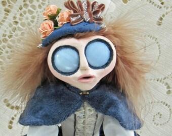 Effie Grey - Art Doll