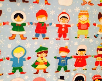 You Plus Me Equal Merry By Alexander Henry Fabric By The Yard