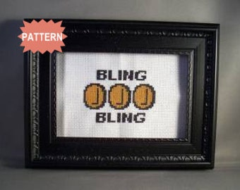 PDF/JPEG Bling Bling (PATTERN)