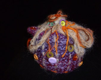 Tea Cosy Knitted (3)
