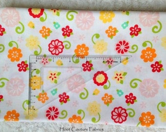 Simply Sweet Flower C3466 by Lori Whitlock for Riley Blake Fabrics