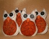 Prim Owl, Ornies, Bowl Fillers, Tucks, OFG, AB4B
